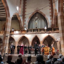 Le temps retrouvé des compositrices au festival international baroque de Colmar