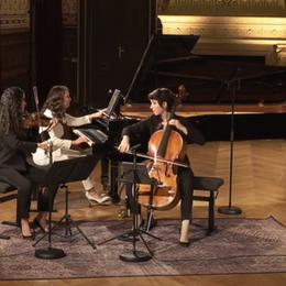 Mendelssohn dévoilée par le Trio Sora au Châtelet