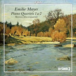 Emilie Mayer - Quatuors avec piano par le Mariani Klavierquartett