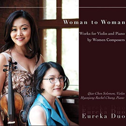 Woman to woman: works for violin and piano by women composers