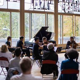 Musique(s) rive gauche et i Giardini, une démonstration de musique de chambre
