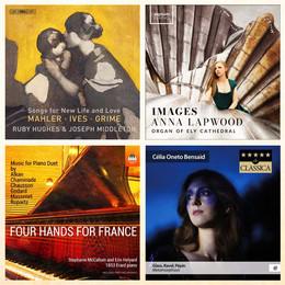 Camille Pépin, Helen Grime, Nadia Boulanger - Florilège