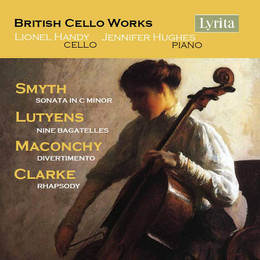 British cello works, le récital rêvé
