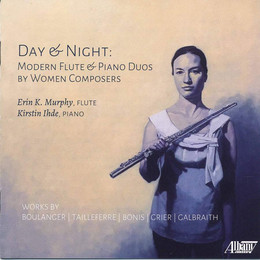 Day & Night : Modern Flute & Piano Duos by Women Composers
