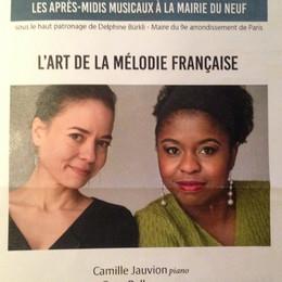 Les femmes à la rencontre de la mélodie française