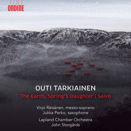 Outi Tarkiainen - The Earth, Spring's Daughter | Saivo