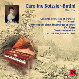 Caroline Boissier-Butini et Le Moment Baroque