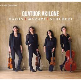 Quatuor Akilone - Haydn   Mozart   Schubert