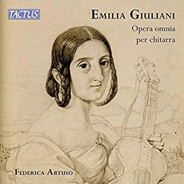 Giuliani-Guglielmi : Complete guitar works