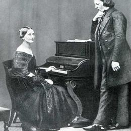 Clara Schumann au Conservatoire