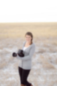 Photographer in Brush, Colorado