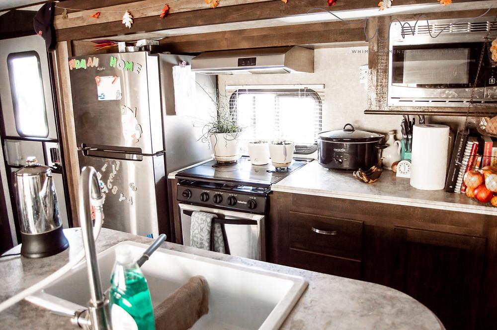 Camper Kitchen