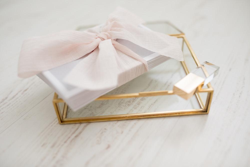 Brass & Boxes out of Houston, Texas Heirloom packaging and wardrobe rentals