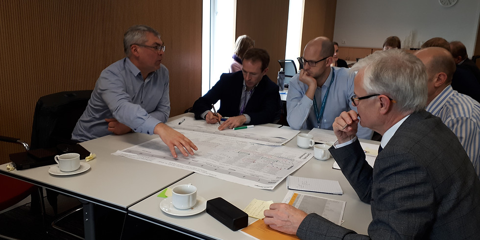Suffolk Design, Member Training - Implementing the Charter & Design Management Process