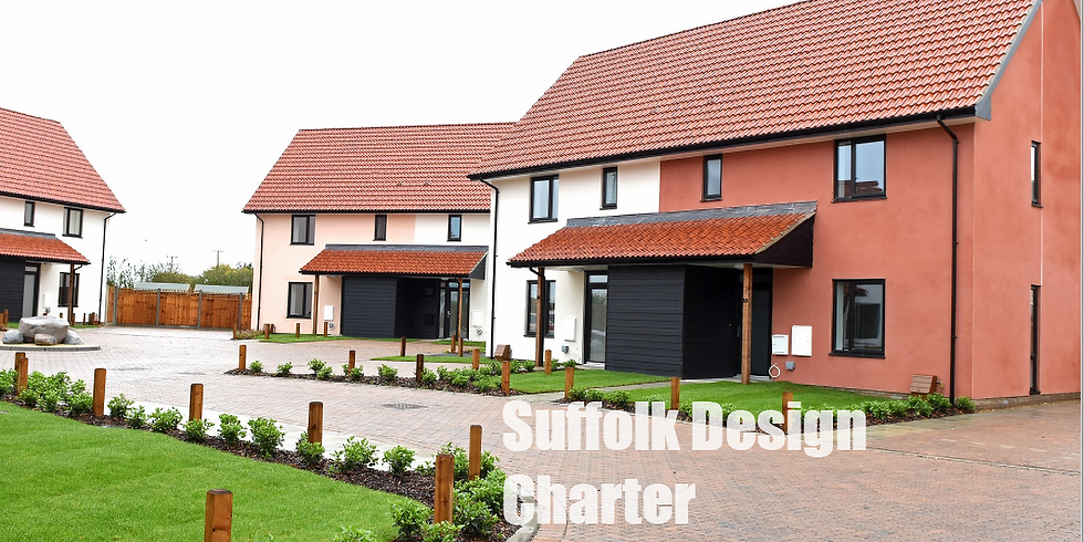 Suffolk Design Staff Training - Implementing the Charter & Design Management Process