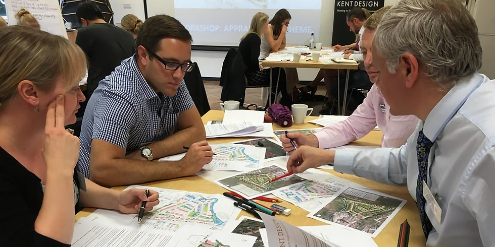 Achieving well-designed places - training for Councillors and Officers (1)