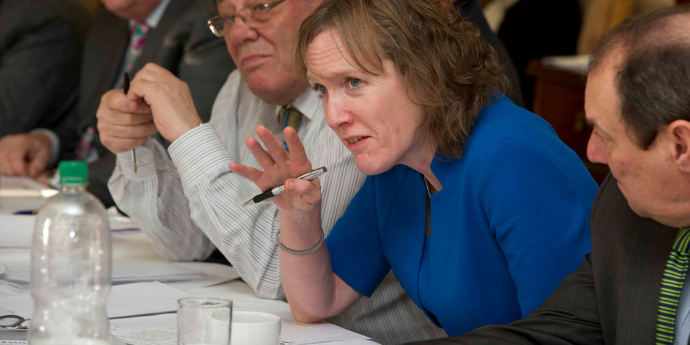 Roundtable: Supporting the needs of communities in the future