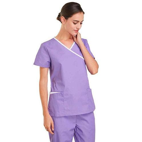 Health Workers Spa Uniform Scrubs Women Scrubs Suits