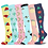 Thumbnail: Compression Socks for Anti Fatigue Pain Relief Knee Prevent Varicose Veins Socks
