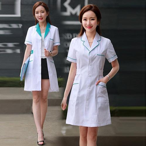Nursing Uniform Lab Uniform Scrubs Uniform Work Clothes