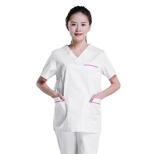 Nursing Uniform Lab Uniform Pet Shop Scrubs Uniform Work Clothes