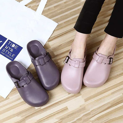Adjustable Lightweight Soft Sole Shoes Hospital Nurse