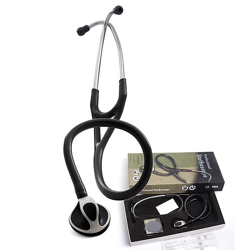 Heart-Lung Blood Pressure Stethoscope Cardiology Medical for Doctors Nurse