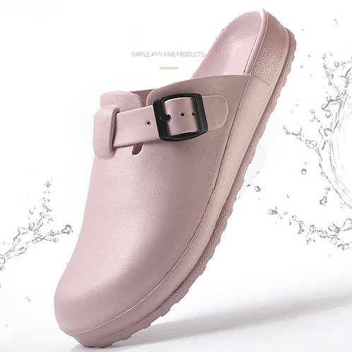 Medical Shoes Nursing Clogs EVA Non-Slip Shoes Specialist Work Slippers