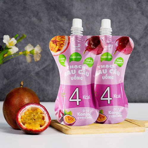 DIET KONJAC JELLY - PASSION FRUIT