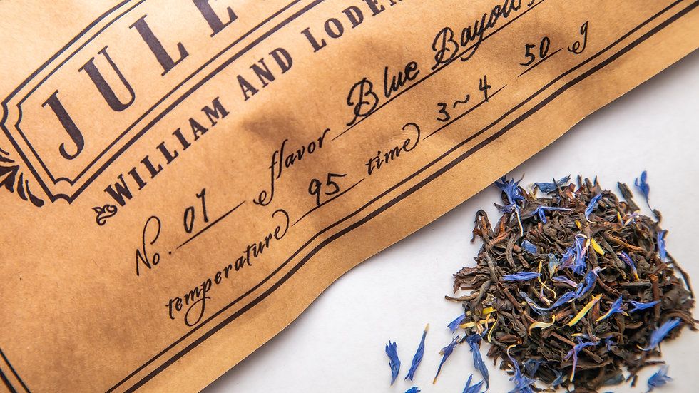 BLUE BAYOU TEA