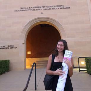 Savanna at Stanford