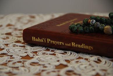 Bahai Prayer Book