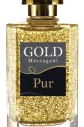 "Exklusives Gold Öl ""Pur"""