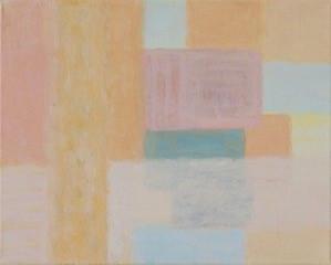 Komposition mit Silbertönen - Eveline Aberer-Grass