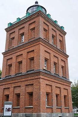 Leuchtturm von Schnickel  Photo by Michael Büchling