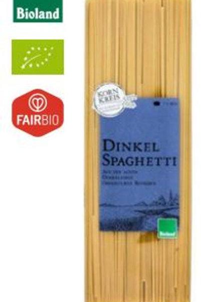 Bioland Dinkel-Spaghetti - 500 g.