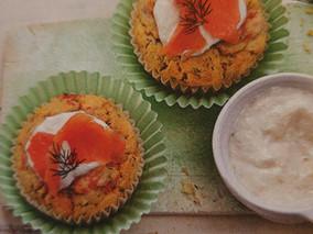Schnecken - Muffins