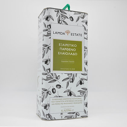 Lamda Estate / extra vergine greek Olivenöl / 5l
