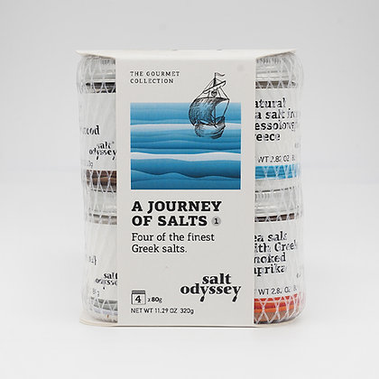 A Journey of Salts / 4x 80g
