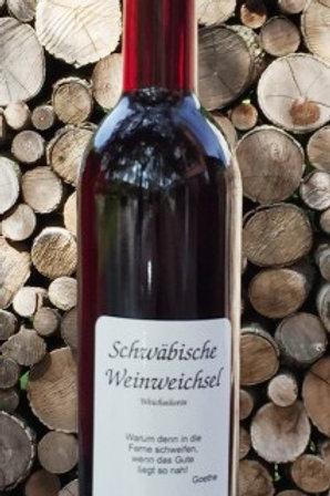 Weichselwein - Schwäbische Weinweichsel 0,50 l - Fruchtwein