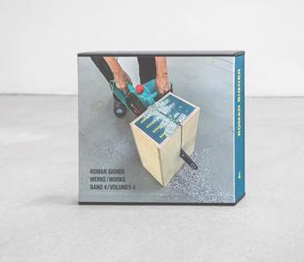 ROMAN SIGNER – Werke/Works, 2002–2018, Band/Volume 4
