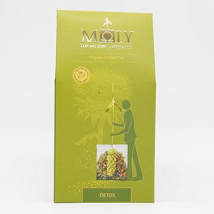 Organic Herbal Tea ( unterstützt die Entgiftung des Körpers)