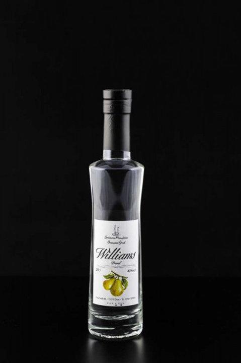 Williams Brand 0,20 ltr. - Edelbrand