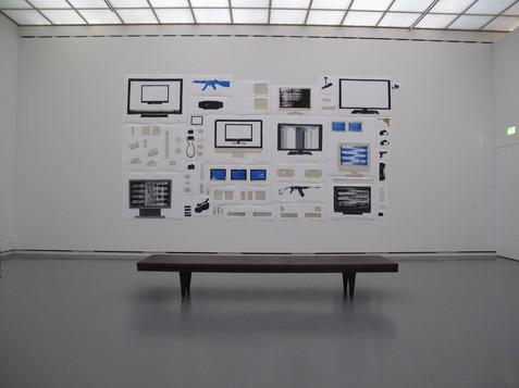 Museumsinstallation,