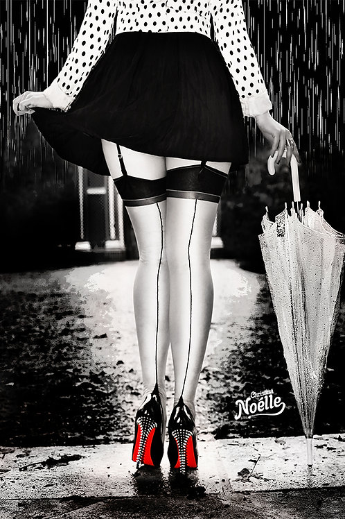 Heavy rain - Christina Noélle