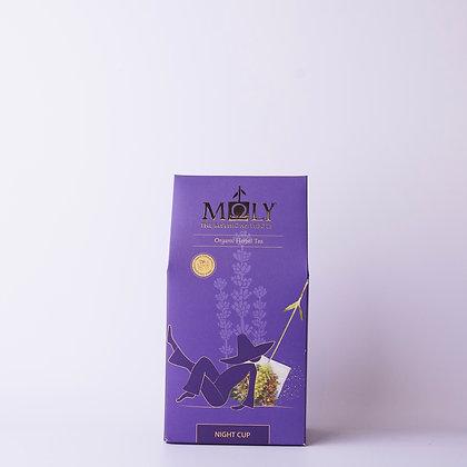 Nightcup / Organic Herbal Tea 23g