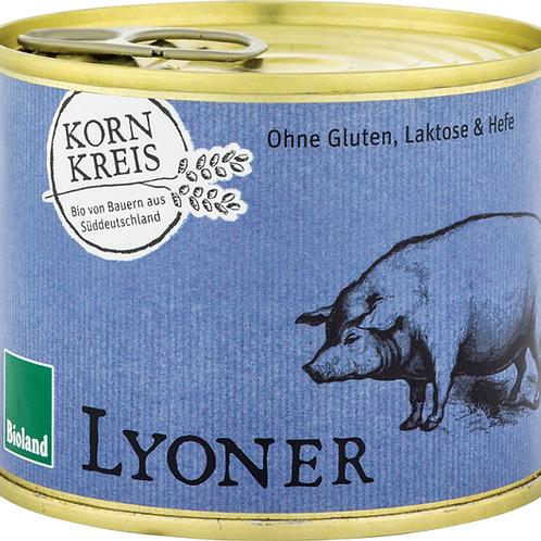 Bioland Lyoner - 190 g.