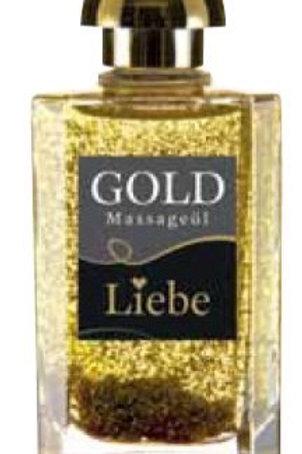 "Exklusives Gold Öl ""Liebe"""