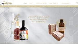 Griechische Produkte - Shop