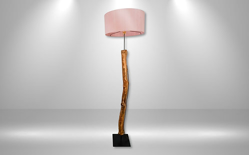 Treibholz-Stehlampe Roswitha
